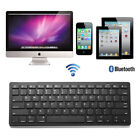 "X6 Universal Wireless Bluetooth Keyboard For 7"" 8"" Tablet Android Windows PC Pad"