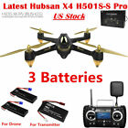 Hubsan H501S X4 RC Quadcopter  Drone 5.8G FPV 1080P Altitude Augment Me GPS RTH