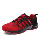 Mens Sports Shoes Athletic Outdoor Running Sneakers Breathable Casual Flats