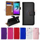 Luxury Genuine Real Leather Flip Case Wallet Cover For Samsung Galaxy S8 S7 S9 <br/> FREE SCREEN GUARD **** ALL MODELS IN STOCK