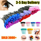 EZGO Disposable Makeup Eyelash Brushes Mascara Wands Eyeliner Brush Applicator