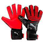 PUMA One Protect 18.1 Goalkeeper Gloves Red Blast/Black/Silver 4143922