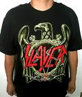 NEW!! SLAYER EAGLE METAL ROCK T SHIRT MEN'S SIZES image