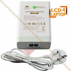 60W Multi USB 6 Ports QC 2.0 Fast AC Power Adapter Charger For iPhones & iPads