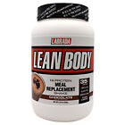 Labrada Nutrition Lean Body 2.47lbs Hi-Protein Meal Replacement Shake New Flavor
