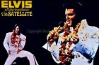Elvis Presley on Tour Exhibition O2 Arena London photograph picture poster print