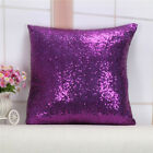 Casual Sequins Sofa Bed Home Decoration Pillow Case Cushion Cover Home Decor Hot