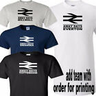 football t shirt away days (leave team name for printing)