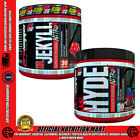 ProSupps Mr Hyde + Dr Jekyll NitroX Pre Workout Muscle Pump Focus Energy Stack