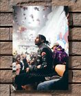 KX469 ASAP ROCKY Rap Hip Hop Music Star Print 20x30 24x36 40in Silk Poster