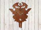 Dragon Themed Cuckoo Clock - Khaleesi Mother of Dragons - Wooden Wall Clock