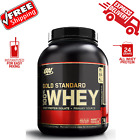 Optimum Nutrition ON Gold Standard 100% Whey Protein Powder BCAA | 5LB | Flavors