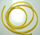 """1/4""""ID Bright Yellow Tygon Fuel Line 5ft  10ft sections"""