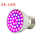 LED Grow Light Bulbs 36leds Growing Lamps Hydroponic System Indoor Vegs Lighting