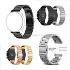20mm 22mm Stainless Steel Link Wrist Watch Strap Band for Fossil Watch Bracelet image