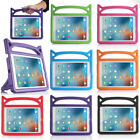 For Apple iPad Kids Safe EVA Shockproof Foam Handle Stand Protective Cover Case