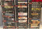 Playstation 2 PS2 H-M Complete Games Lot (Pick one or more) in Good Condition!