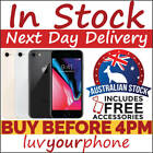 Apple iPhone 8 A1863 64GB 256GB 4G Unlocked AU Model New & As New Condition