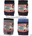 Pack of 6 Pairs of Mens Billy Boxer Button Fly Jersey Mens Boxer - S-XXXXXL