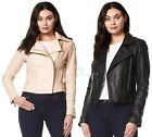Selena Gomez Ladies Real Leather Jacket New Fashion Arrival Short Slim Fit NV-81