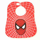 Marvel Superhero Toddler Infant Waterproof Cotton Feeding Bib Apron Christening