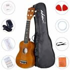 ADM Ukulele Soprano 21 Inch Student Start Pack with Gig bag, Teaching CD, Tuner фото