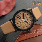 Premium Levi Wooden Watch Fashion Designer Clearance Accessory Luxury Gift Prese