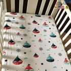 Baby Fitted Sheet 100% Cotton Home Textile Bed Sheets Covers Mattress Cover Prot