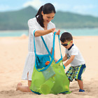 Storage Bags Beach Toys Marine Ball Fast Sand Tool Sundries Mesh Bag Quick Bags