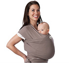 BABY SLING STRETCHY WRAP CARRIER, Extra light and silky soft - MANY COLOURS!!! <br/> Trusted UK Seller✔ Baby Safe✔ Silky Soft✔ 23,000+ SOLD✔