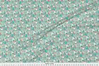 Tiny Small Christmas Holidays Fabric Printed by Spoonflower BTY