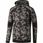 PUMA evoKNIT Move Camo Full-Zip Hoodie Men Sweat Evolution New