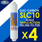 SCL10 Omnipure Scale Triple Action In Line Filter