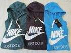 NIKE WOMENS VINTAGE GYM PULLOVER JUST DO IT HOODIE 914414 NW