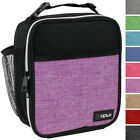 OPUX Thermal Insulated Mini Lunch Bag For Boys  Girls  Adults Lunch Box Cooler