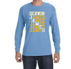 Los Angeles Chargers Derwin James Text Long sleeve shirt $12.99 USD on eBay