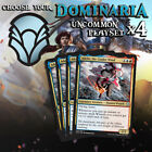 Choose Your Dominaria Uncommon - Playset x4 cards - DOM MTG M/NM