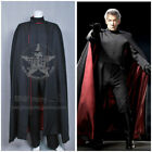 X-Men Magneto Max Eisenhardt uniform Halloween Cosplay Costume Outfit Tailored