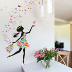 24x 3D Butterfly Sticker Art Design Vivid Decal Wall Stickers Home Decor Room