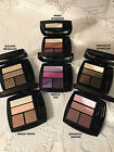 AVON TRUE COLOR EYE SHADOW QUAD ~ 4 SHADES IN COMPACT ~ NEW ~ FREE SHIPING