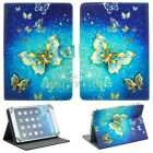 """Universal PU Leather Case Cover For iPad Samsung LG RCA Lenovo 7"""" 8""""10.1"""" Tablet"""