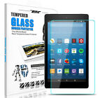 For Amazon Kindle Fire HD 8 2018 8th Gen Premium Tempered Glass Screen Protector