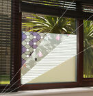 Decorative Frosted Privacy Window Film Tint / Glass Tinting 22-38 *15 FREE TOOLS