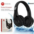 Motorola Pulse Escape+ Water Resistant Wireless Over-Ear Hea