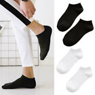Unisex Men Women 4Pairs Ankle Invisible Loafer Boat Liner Low Cut Hosiery Socks