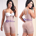 body shaper with straps - Full Body Shaper with 3 Hook Women Fajas Colombianas Reductoras Slimming&Fajate