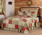 PRAIRIE WINDS QUILT SET-choose size & accessories-Farmhouse Block VHC Brands image