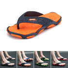 Внешний вид - Size 9-11 Men Flip Flops Slipper Sandals Casual Shoes Antiskid Beach Comfortable