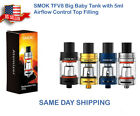 5ml SMOK TFV8 Glass Big Baby Beast Replacement Tank  *FREE SHIPPING* USA SELLER*