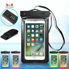 Armband Diving Waterproof Underwater Pouch Bag Dry Case For iPhone Cell Phone